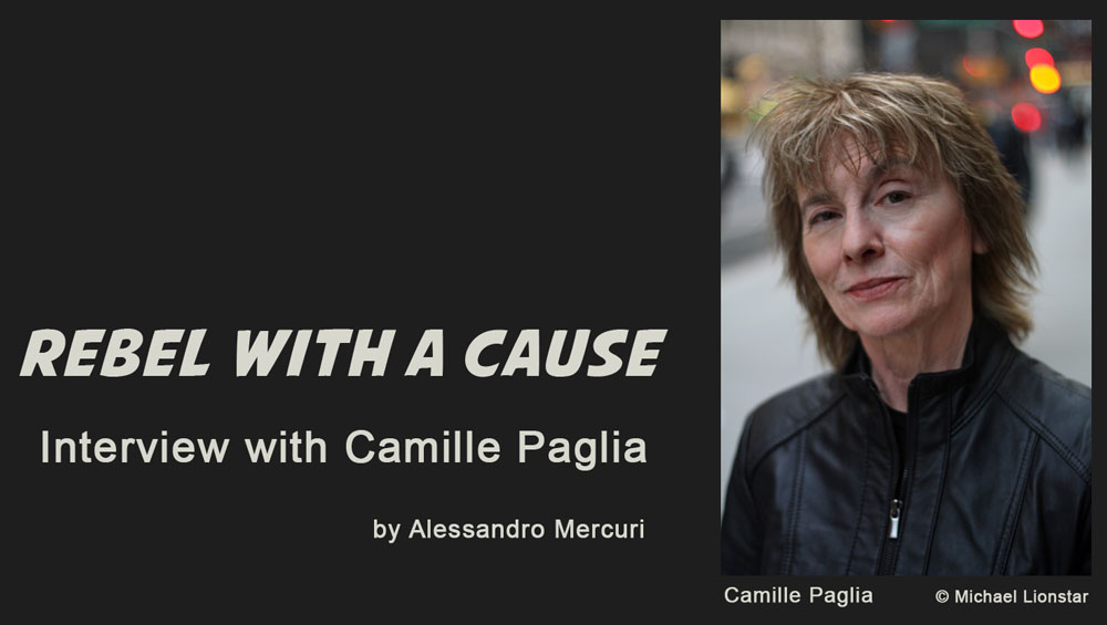 camille paglia essay Camille paglia: lady gaga spells end of sexual revolution  the critic also  uses her essay to comment sweepingly on the millennial.