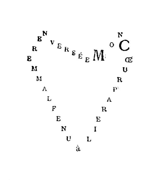 Parislike happenings l 39 assassinat d 39 apollinaire for Coeur couronne et miroir apollinaire