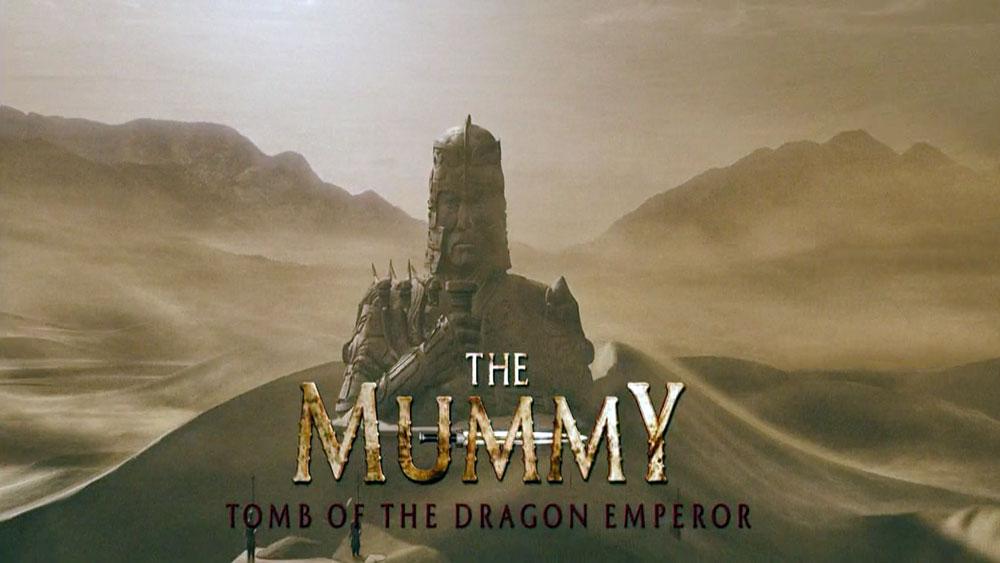 The Mummy Tomb Of The Dragon Emperor Three Headed Dragon